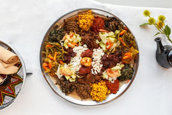 Adam's Ethiopian Restaurant