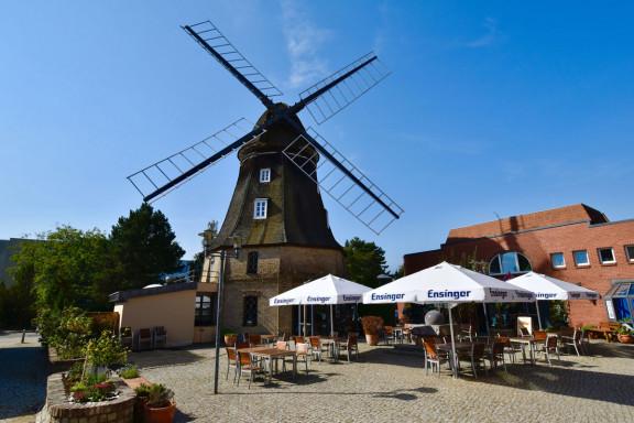 Wiesenstein - Jungfernmühle