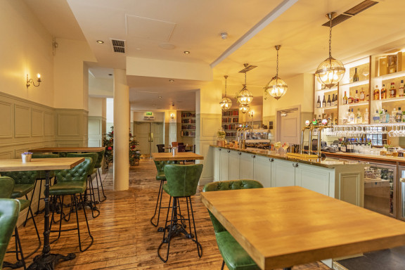 Hungerford House Bar & Kitchen