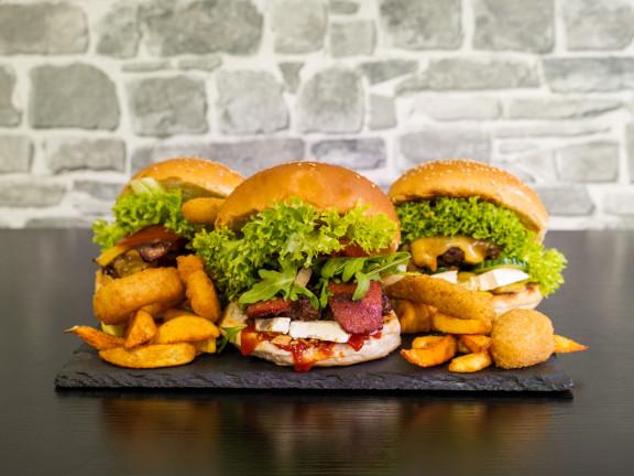 90's Burger