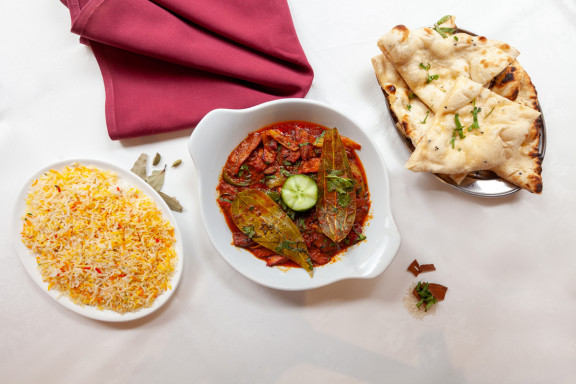 The Famous Curry Bazaar in London | Book a table online with