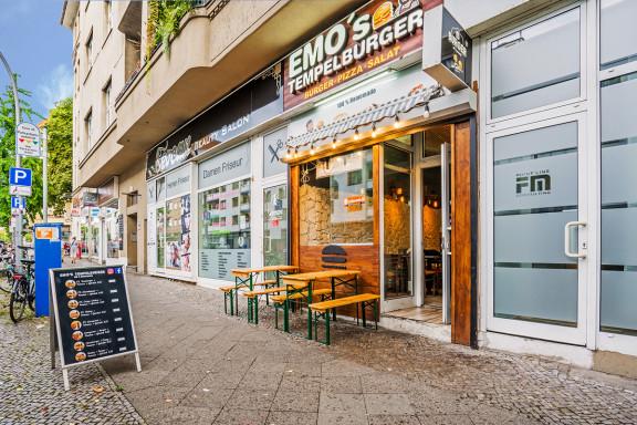 Emo's Tempelburger