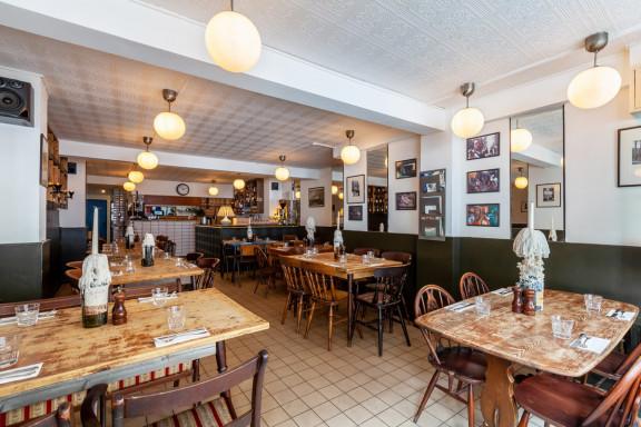 The Ginger Pig Cafe