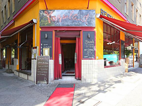 Café Restaurant Morgenland