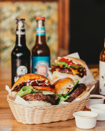 Tommi's Burger Joint Boxhagener Platz