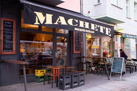 Machete I