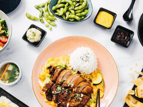 Asian Fusion Kitchen Yun