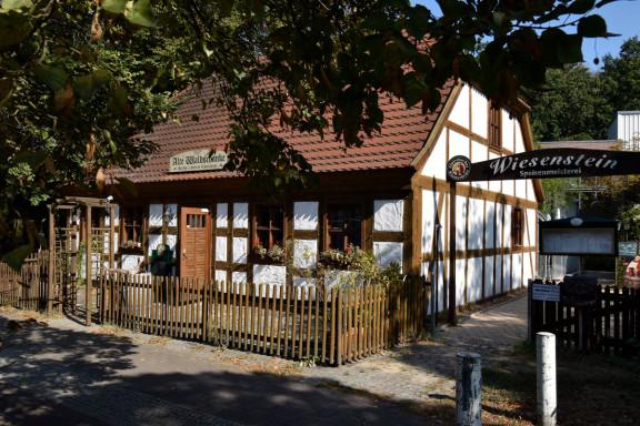 Wiesenstein - Alte Waldschänke