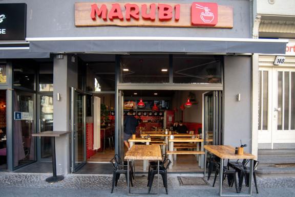 Marubi Ramen - Kantstraße