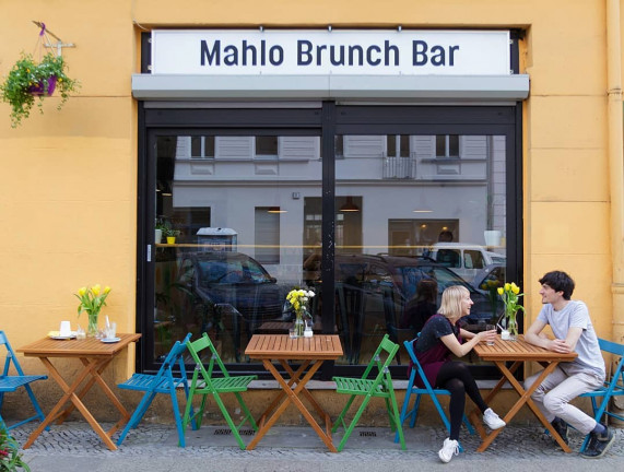 Mahlo Brunch Bar