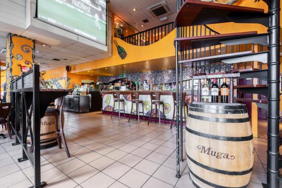 Barcelona Tapas Bar & Restaurant (Middlesex St.)