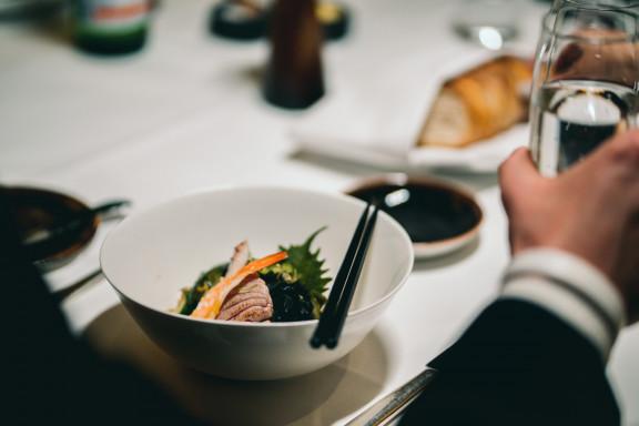 Vox Restaurant - Grand Hyatt